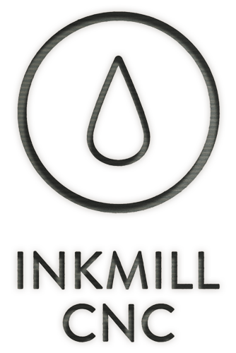 Inkmill CNC Routing Logo